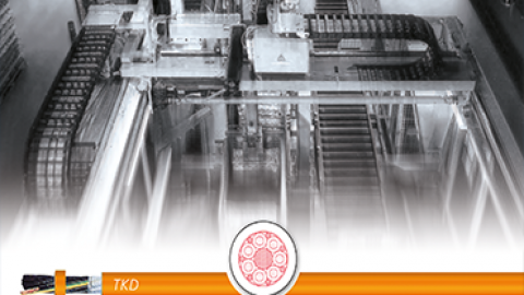 TKD Kablo : Hareketli Ortam Servo Motor Kablosu