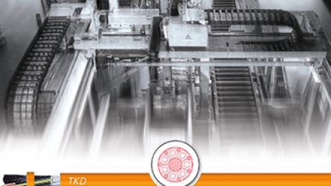 TKD Kablodan Lenze Servo Motor Sistemlerine Uygun KAWEFLEX Serisi