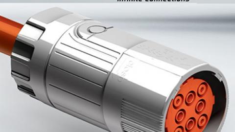 Intercontec' den 940 Serisi Güç Konnektörleri