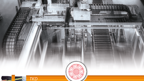 TKD Kablodan Servo Motor Sistemleri için Kablo Çözümleri