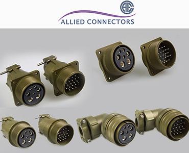 MIL-DTL-5015 Standartı Konnektörler