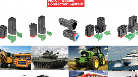 Molex ML-XT Konnektör Serisi