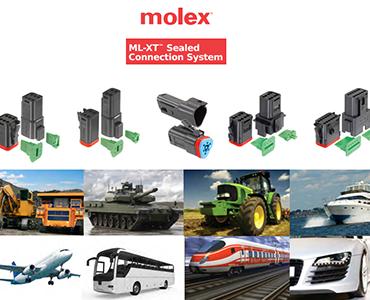 Molex ML-XT Sızdırmaz Bağlantı Sistemi