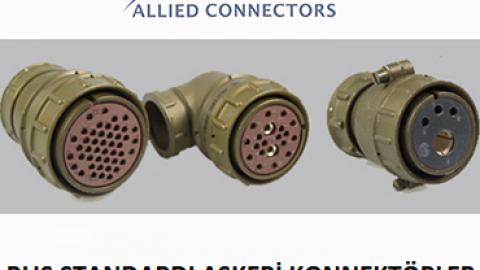 Rus Standardı Askeri Konnektörler