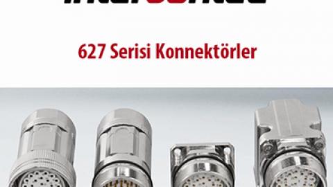 Intercontec: 627 Serisi Konnektörler