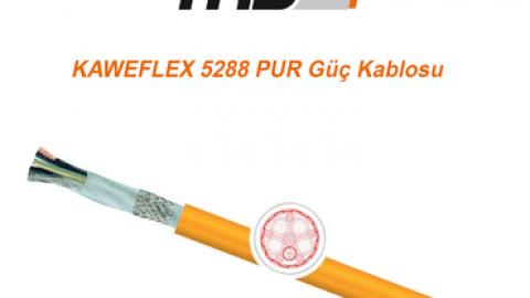 TKD: KAWEFLEX 5288 PUR Güç Kablosu