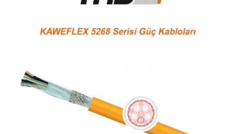 TKD: KAWEFLEX 5268 Serisi Güç Kabloları