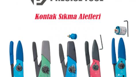 Precise Tools: Kontak Sıkma Aletleri