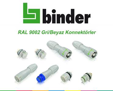 Medikal Bakım Cihaz Konnektörleri, Medikal Konnektörler, RAL 9002 Gri Konnektörler, RAL 9002 Beyaz Konnektörler, RAL 9002 Konnektörler