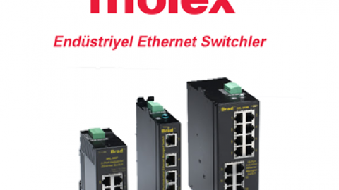 Molex: Industrial Ethernet Switches