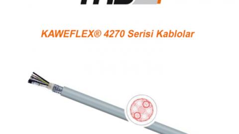 TKD: KAWEFLEX 4270 Serisi Kablolar