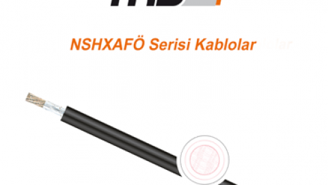 TKD: NSHXAFÖ Serisi Kablolar