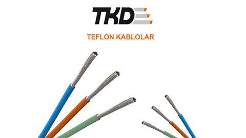 TKD Teflon Kablolar