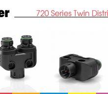 Franz Binder: 720 Series Twin Distributors