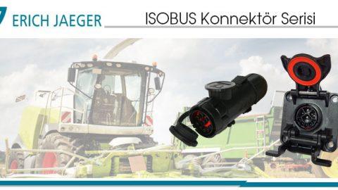 Erich Jaeger: ISOBUS Konnektör Serisi
