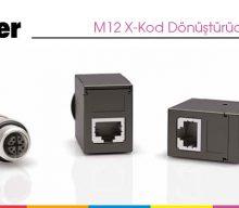 Franz Binder: M12 X-Kod Dönüştürücüler