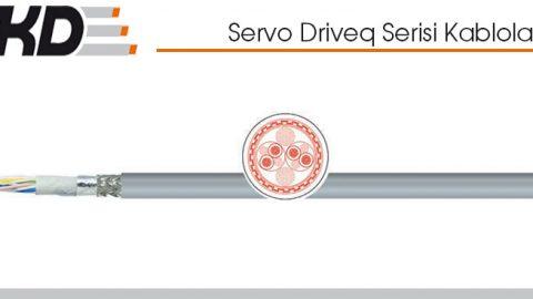 TKD: Servo Driveq Serisi Kablolar