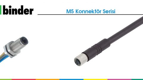 M5 Konnektör Serisi
