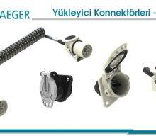 Erih Jaeger: Yükleyici Konnektörleri – ISO 25981