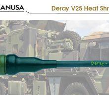 DSG-Canusa: Deray V25 Heat Shrink Tubing