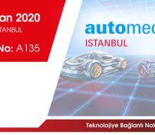 Automechanika İstanbul Fuarı