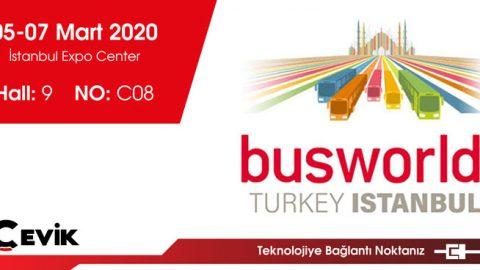 Busworld Turkey Fair