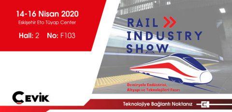 Demiryolu Endüstrisi Altyapı ve Teknolojileri Fuarı