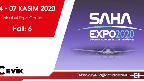 Saha Expo Savunma, Havacılık ve Uzay Sanayi Fuarı