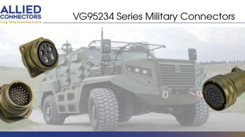 VG95234 Series Military Connectors