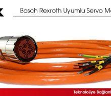 Bosch Rexroth Uyumlu Servo Motor Kabloları