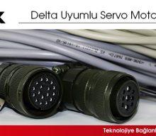 Delta Uyumlu Servo Motor Kabloları