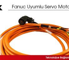 Fanuc Uyumlu Servo Motor Kabloları
