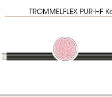 TROMMELFLEX PUR-HF Kablolar