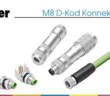 M8 D-Kod Konnektörler