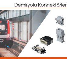 Demiryolu Konnektörleri