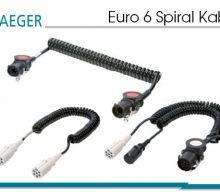 Euro 6 Spiral Kablo