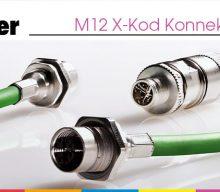 M12 X-Kod Konnektörler