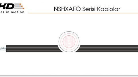 NSHXAFÖ Serisi Kablolar