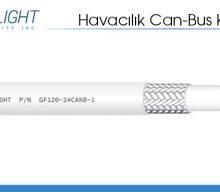 Havacılık Can-Bus Kabloları