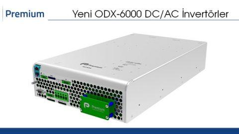 ODX-6000 Invertörler