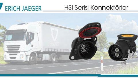 HSI Serisi Konnektörler