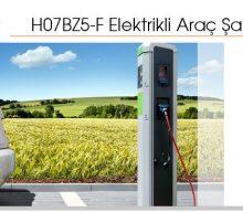 H07BZ5-F Elektrikli Araç Şarj Kablosu