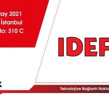 IDEF 21 International Defence Industry Fair