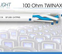 100 Ohm TWINAX Kablo