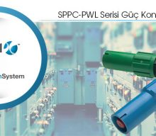 SPPC-PWL Serisi Güç Konnektörleri