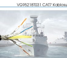 VG95218T031 CAT7 Kablosu