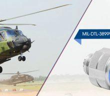 MIL-DTL-38999 Seri III Konnektöler